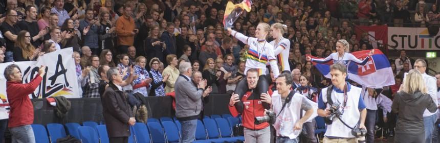 Hallenradsport WM 2016 Stuttgart